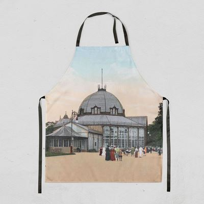 The Octagon - Buxton Gardens Apron