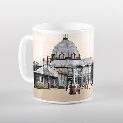 The Octagon - Buxton Gardens Mug