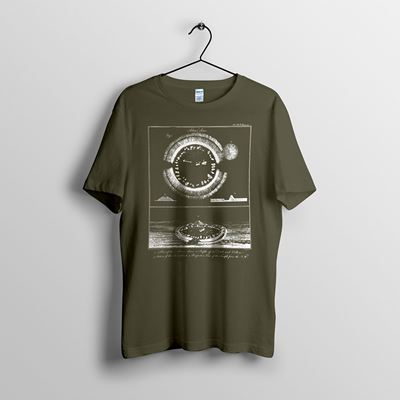 Arbor Low - Men`s Green T-shirt