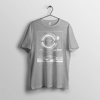 Arbor Low - Men`s Heather Grey T-shirt
