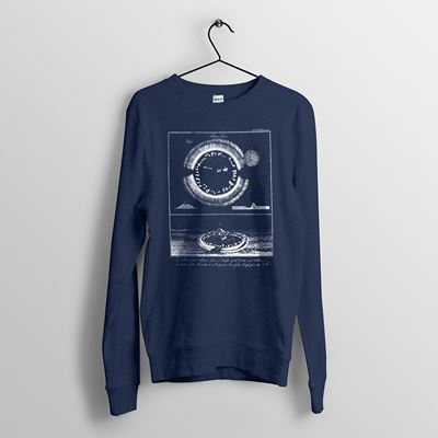 Arbor Low - Navy Sweatshirt