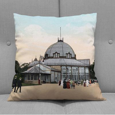 The Octagon - Buxton Gardens Cushion