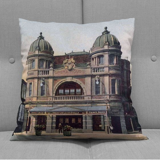 Buxton Opera House Cushion