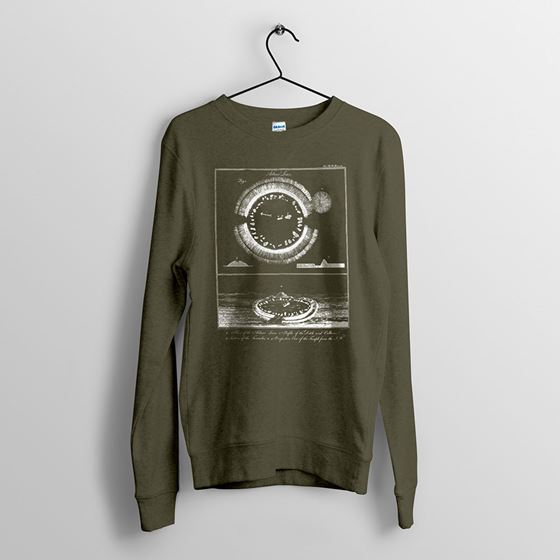 Arbor Low - Green Sweatshirt - Small
