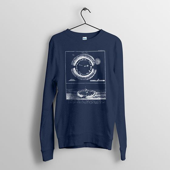 Arbor Low - Navy Sweatshirt - Small