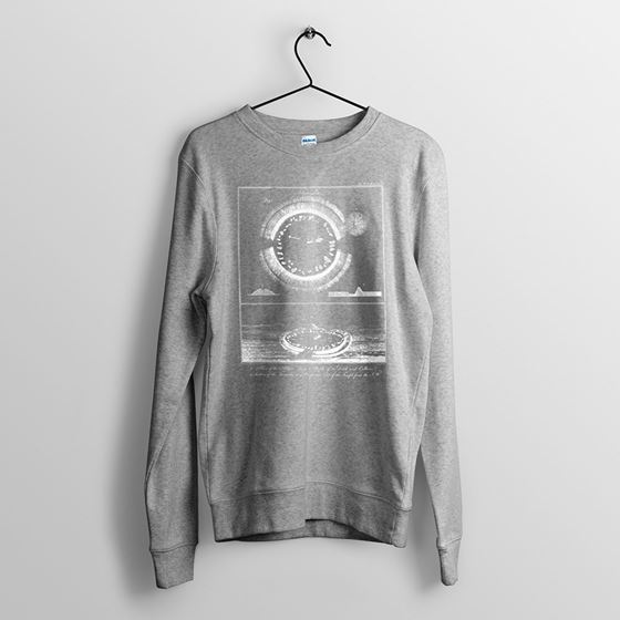 Arbor Low - Heather Grey Sweatshirt - Small